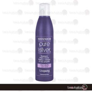 Shampoo Matizador Silver Loquay