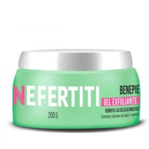 Gel Exfoliante Benepie Nefertiti