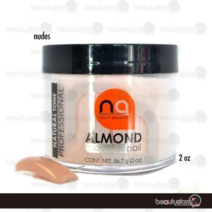 Acrílico Almond Natural NA