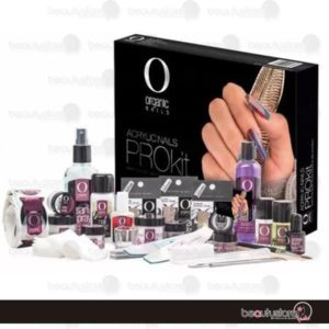 Kit Profesional Organic Nails