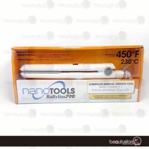 Plancha Digital Nanotools Babyliss