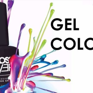 Esmaltes En Gel Gloss Over