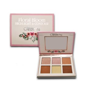 Floral Bloom Highlight Contour CF01 Beauty Creations